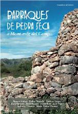 """LLIBRE """"BARRAQUES DE PEDRA SECA A MONT-ROIG A MONT-ROIG DEL CAMP"""""""